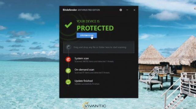 antivirus potente