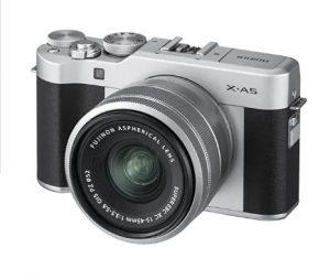 La Fujifilm X-A5