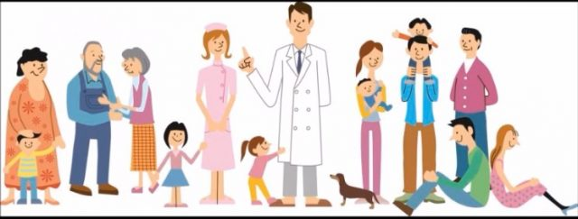 Tipos de salud
