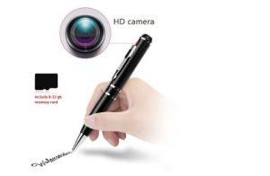 cámara que podía grabar videos a 1080p