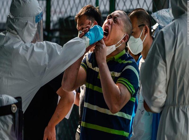 Photo of El rebroto de epidemia en Beijing Covid-19