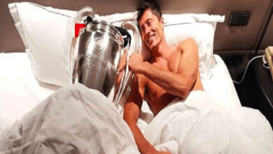Photo of Champions League y Robert Lewandowski