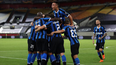 Photo of el Inter de Milán superó al Shakhtar Donetsk