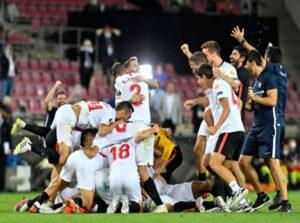 Sevilla Campeón Europa League