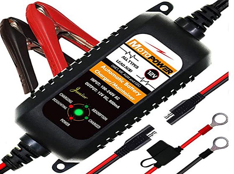 Cómo cargar la batería de un automóvil