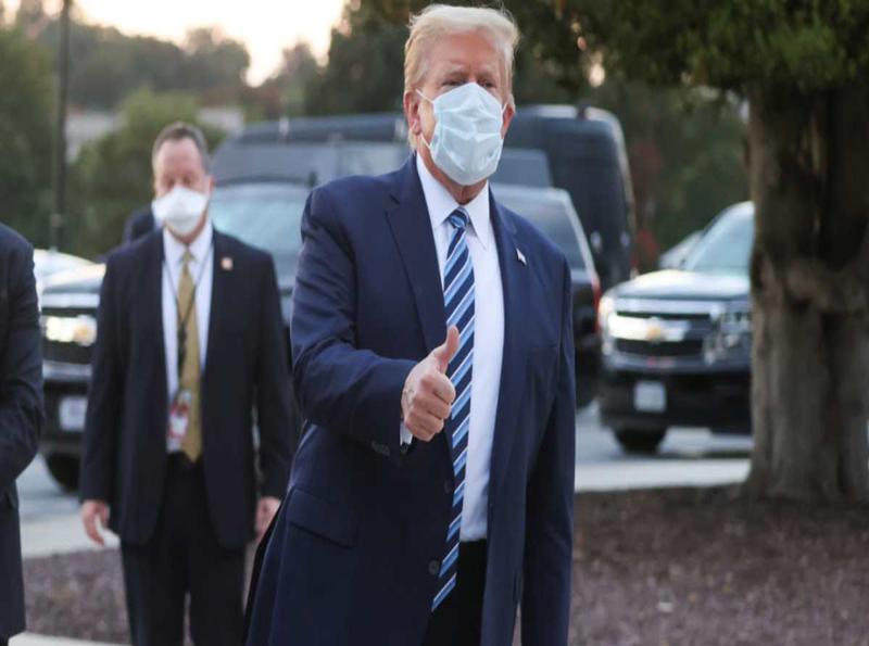 Donald Trump_covid-19
