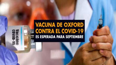Photo of La vacuna Oxford COVID-19 un 90% de eficacia
